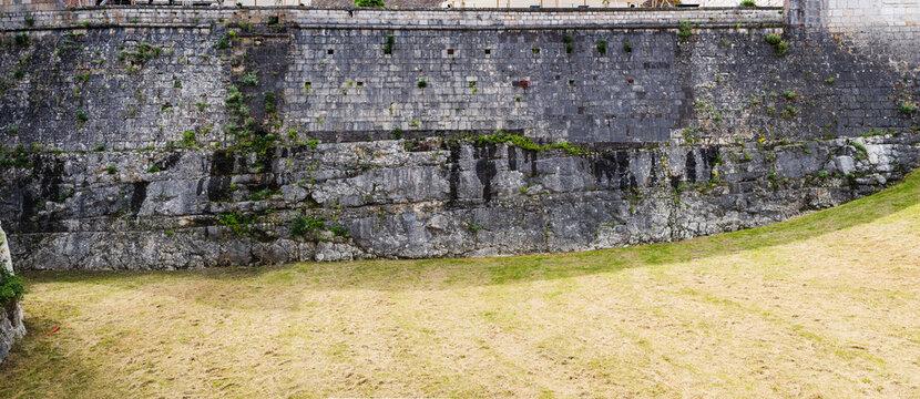 rocher , fondation de la citadelle de Besançon