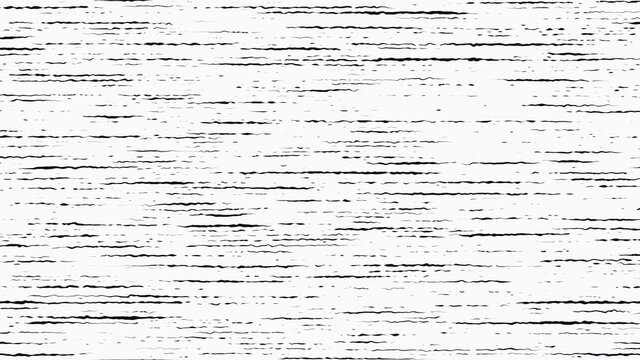 Abstract Zig Zag Lines Ocean Wave Wood Grain Lines Black And White Background