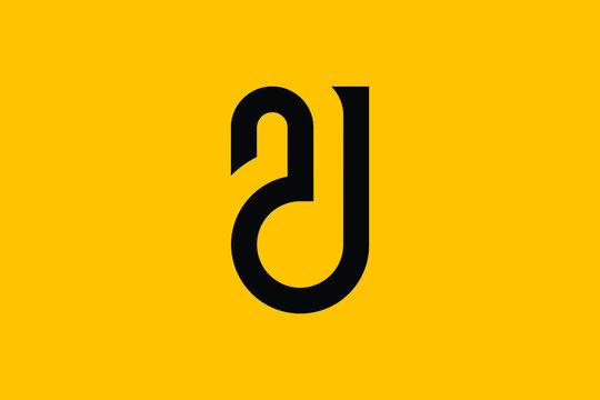 ZU letter logo design on luxury background. UZ monogram initials letter logo concept. ZU icon design. UZ elegant and Professional letter icon design on black background. Z U UZ ZU