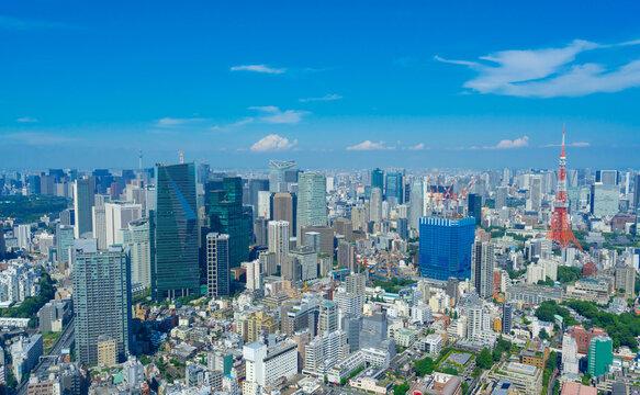 東京風景 2021年7月