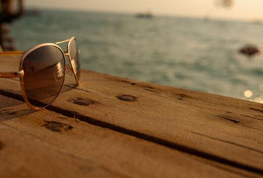 Ein Blick in die Ferien voller Genuss und stille am Meer