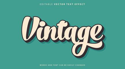 Fototapeta Fully Editable Text Effect Style obraz