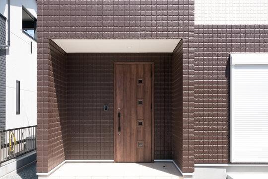 住宅 玄関デザイン