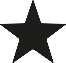 Obraz star symbol  svg vector cut file for cricut and silhouette t shirt design  - fototapety do salonu