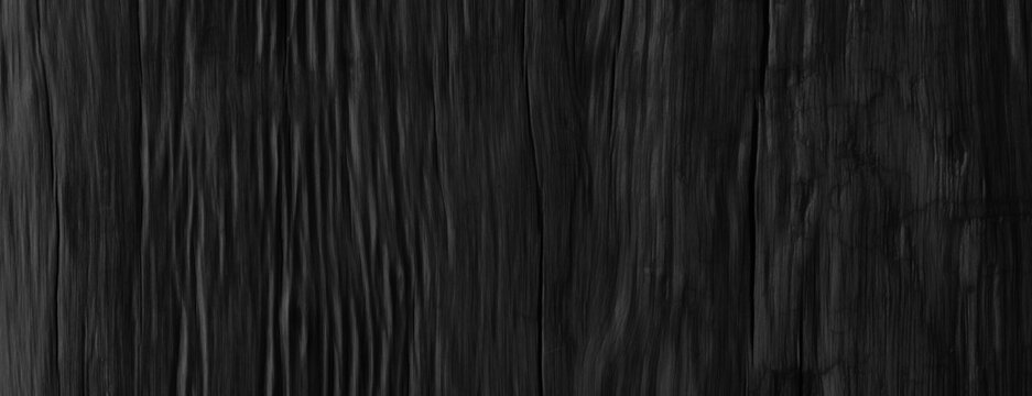 Wood texture and black background of wooden.