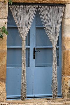 olt town village blue door