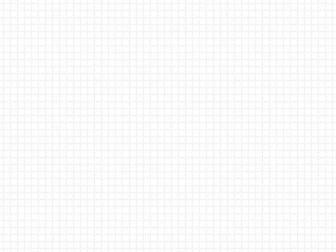 破線の方眼紙、グラフ用紙、ノートの背景素材、イラスト(グレー)