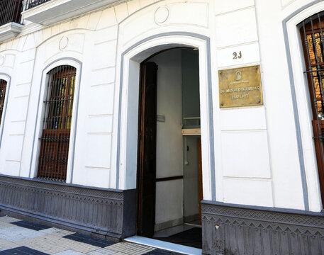 Sede del Defensor del Pueblo Andaluz en Sevilla, Andalucía, España