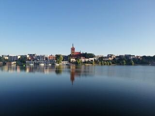 Obraz Chełmża panorama  - fototapety do salonu