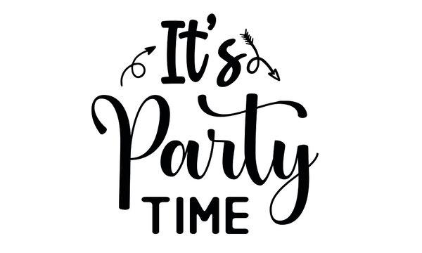 Drink and Party SVG Design Bundle