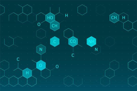 Formula molecular structure