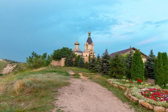 old orhei monastery (church)
