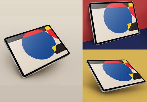 Modern Tablet Mockup