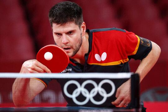 Tokyo 2020 Olympics - Table Tennis Training