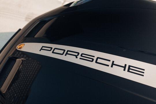 Porsche 911 GT3 logo
