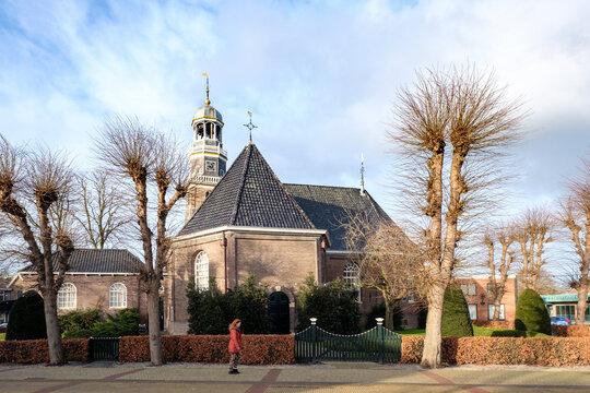 Lemmer, Friesland province, The Netherlands