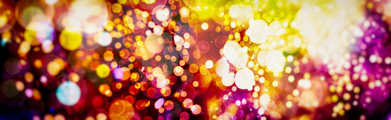 Blurred bokeh, Bokeh light vintage background, Abstract colorful defocused dot, Soft focus