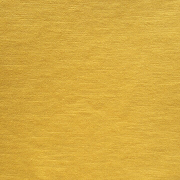 yellow cotton fabric texture background