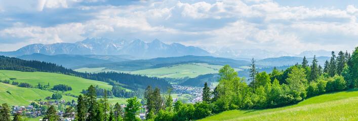 Fototapeta Tatry, panorama obraz
