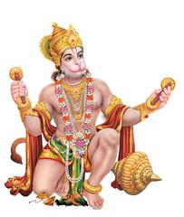 Rama vakta Indian Lord Hanuman