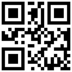 QR code for scanning smartphones scan barcodes.
