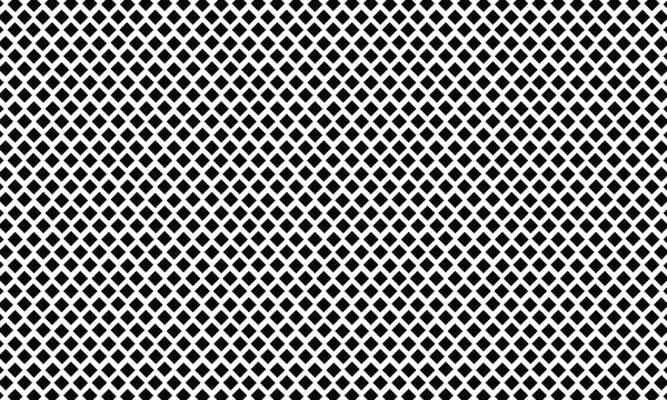 Abstract Black Rhombus Pattern Background