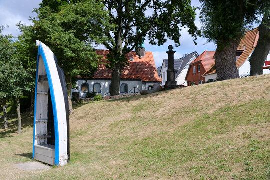 Maasholm an der Schlei, Schleswig-Holstein