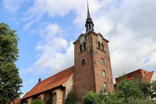 Kirche Sankt Johannis in Flensburg