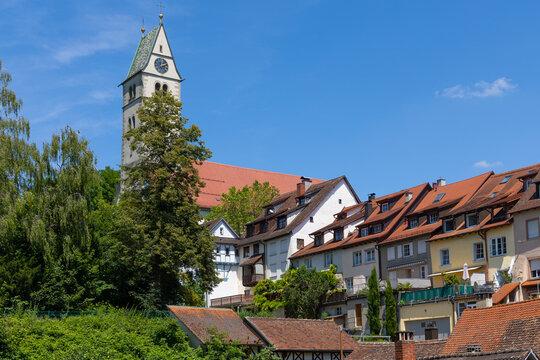 Altstadt von Meersburg am Bodensee