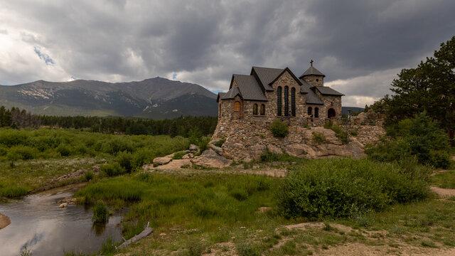 Saint Catherine's Chapel on the Rock, Colorado