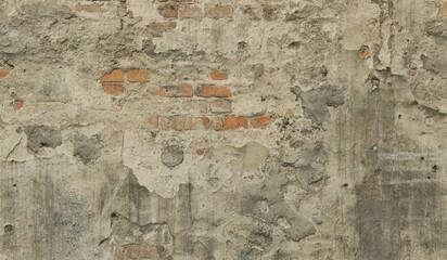 Damaged Plaster texture background