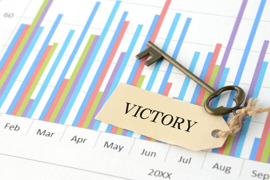 ビジネスイメージ―勝利への鍵