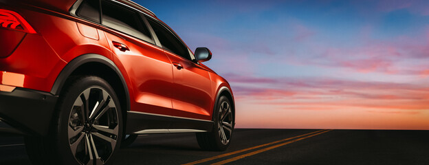 automotive red