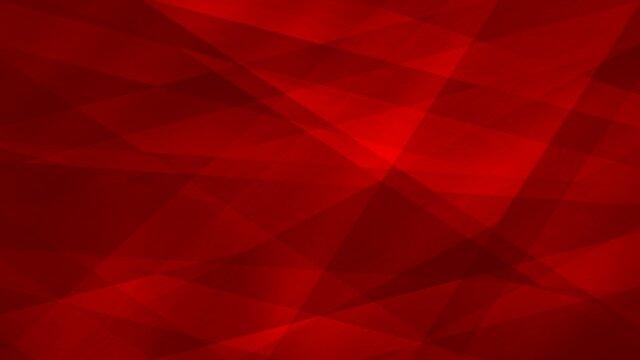 幾何学模様の背景素材 赤