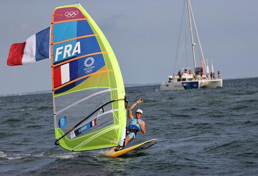Sailing - Men's RS:X - Medal Race