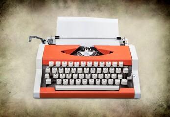 Fototapeta Typewriter. obraz