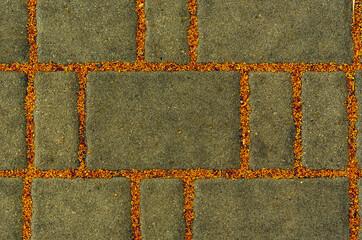 Fototapeta street cube pattern obraz