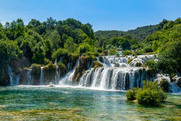 croatia-national-park-waterfalls-krka