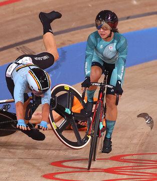 Cycling - Track - Women's Madison - Final
