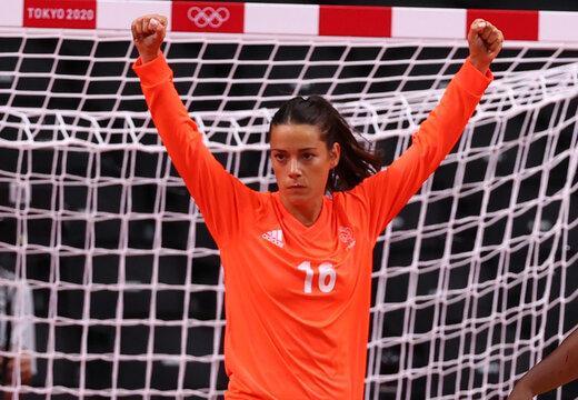 Handball - Women - Gold medal match - Russian Olympic Committee v France