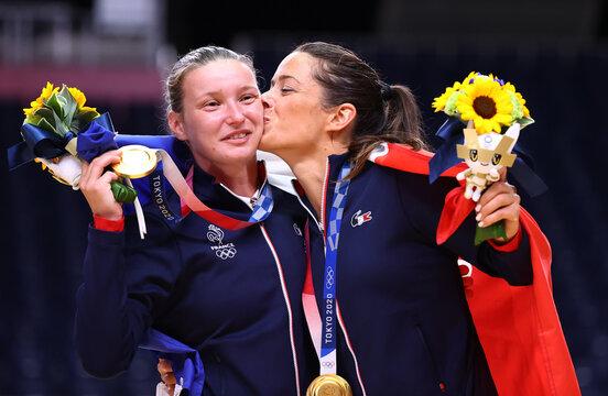 Handball - Women - Medal Ceremony