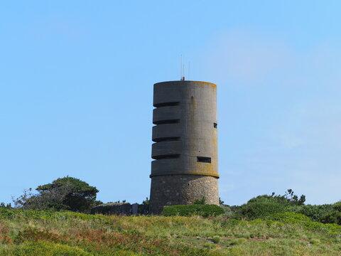 Martello tower from Napoleonic era
