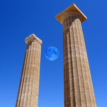 Greek Moon