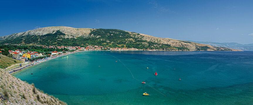 Baska Beach Croatia