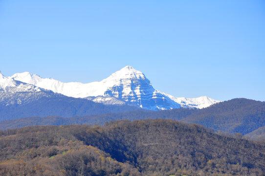 Mountain Turkish hat. Abkhazia