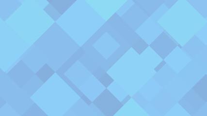 Obraz Light blue diagonal block background - fototapety do salonu