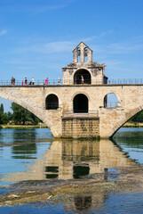 Fototapeta Avignon, Prowansja, Francja obraz