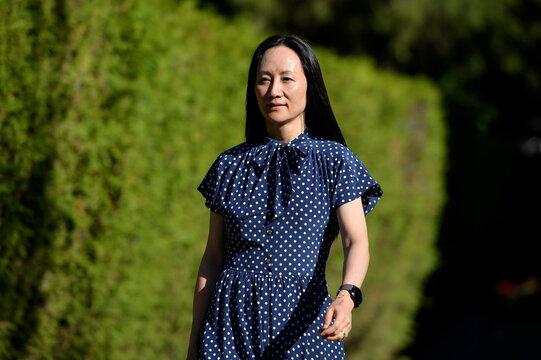 Huawei CFO Meng Wanzhou's court hearing in Vancouver