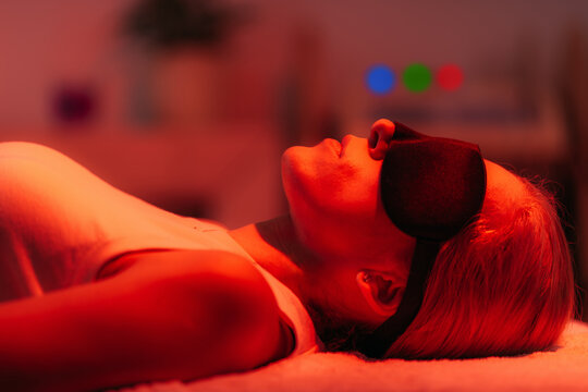 Chroma Therapy. Red Light Therapy.