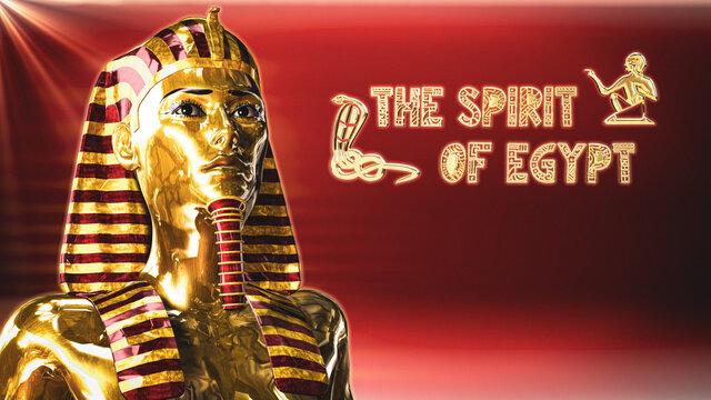 Pharaoh male - The Spirit of Egypt